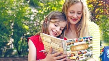 Mehrspaltige Familien-Kalender und Wandkalender für 2017/18