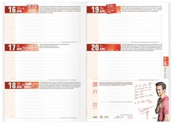 Kalendarium: Häfft - Das Hausaufgabenheft! 2017/2018