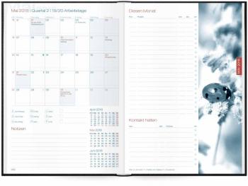 Monatsvorschau - Business-Timer: Der Kalender für 2017/18