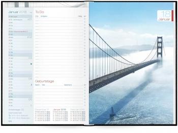 Chäff-Timer: Kalender 2017/18 für Büro- & Freizeitplanung