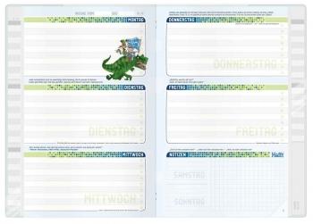 Kalendarium: Smartes Aufgabenheft »Häfft Smart«