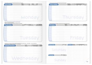Kalendarium: Aufgabenheft 100% Sprache in Englisch oder Französisch