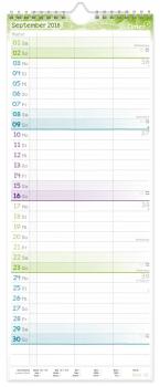Kalendarium: Wandkalender »Planer für Zwei«