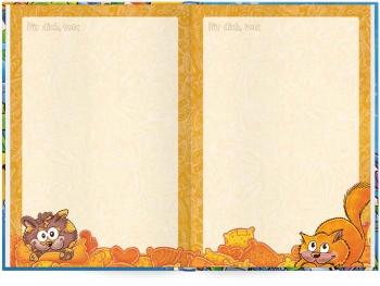 Für dich: Das Kindergarten-Freundebuch zum Ausmalen & Ausfüllen