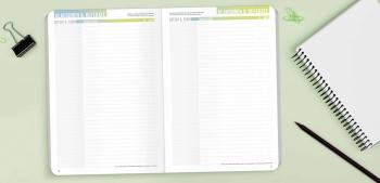 Klausurenliste: »Häfft-Planer Pocket« Schülerkalender