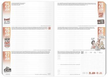 Kalendarium: »Häfft-Planer Pocket« Schülerkalender 2017/18