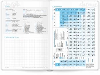 Physik und Chemie: Häfft-Timer Kalender 2017/2018