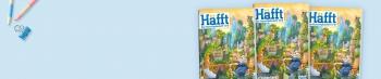 »Häfft - Das Hausaufgabenheft!« für das Schuljahr 2017/18