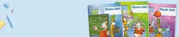 Schulheft für Mathe, Physik oder Chemie