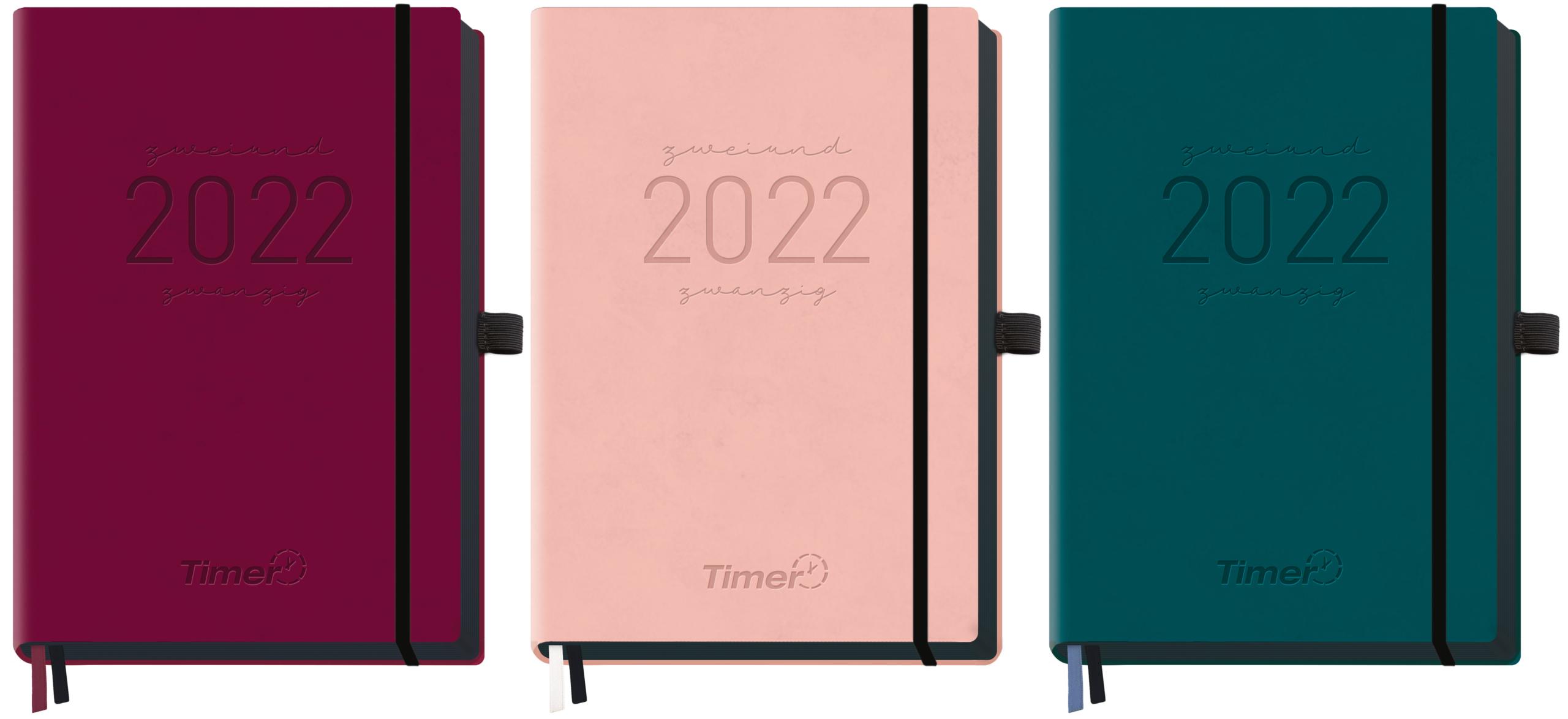 Chäff Timer 2022 Deluxe sortiert