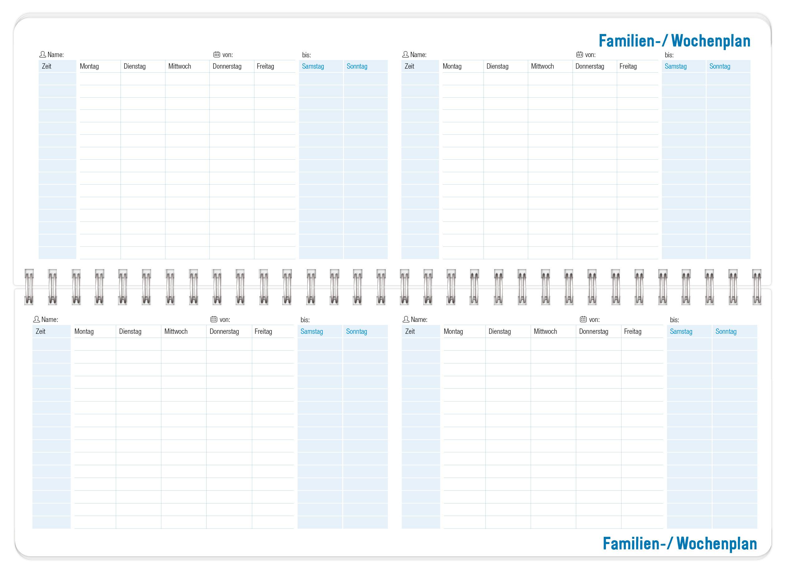 Tischkalender 2022 blau_Innenseite 4
